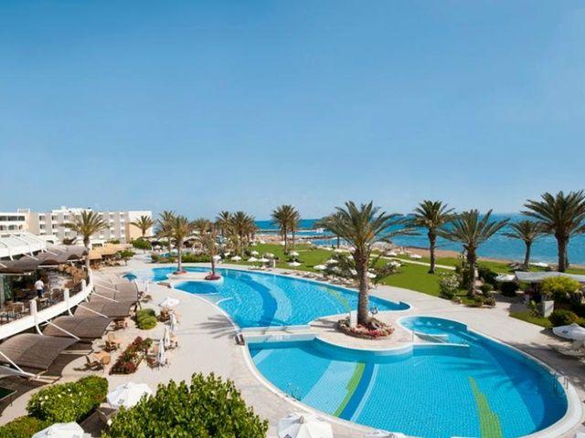 Traveliada.pl - wakacje w hotelu Athena Beach - Cypr, Paphos