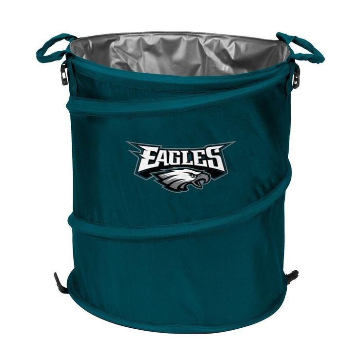Philadelphia Eagles NFL Collapsible Trash Can Cooler from For Die ...