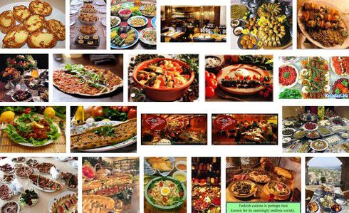 Food: Turkish food is known around the world. Because of the geography and history the food is very diverse.