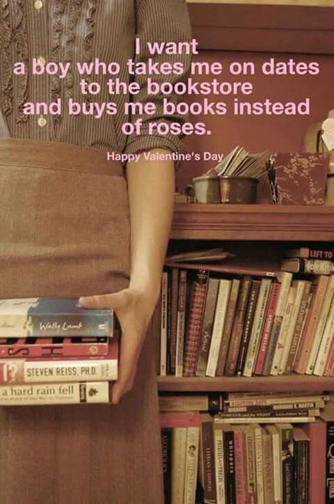 Hilarious images and quotes about falling in love with another bookworm.