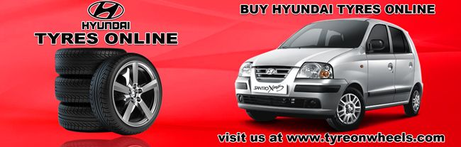 Buy Hyundai Santro Xing Tyres Online at guaranteed low prices with Free Shipping across India also get fitted with India's First mobile tyres Fitting Service at the doorstep and pay online with many payment options, EMI also available.