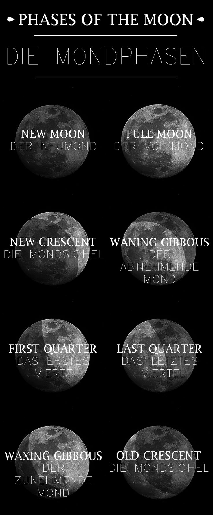 Phases of the Moon   Deutsch