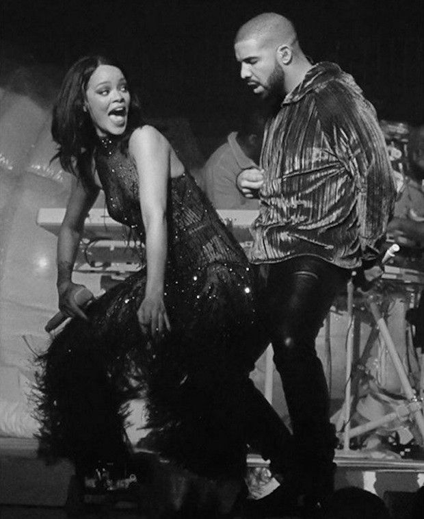 Watch Rihanna And Drake Dance Up On Each Other In Miami