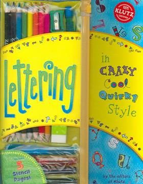 Libris-Boekhandel: Lettering in Crazy, Cool, Quirky Style - Karen Phillips (Paperback, ISBN: 9781570544286)