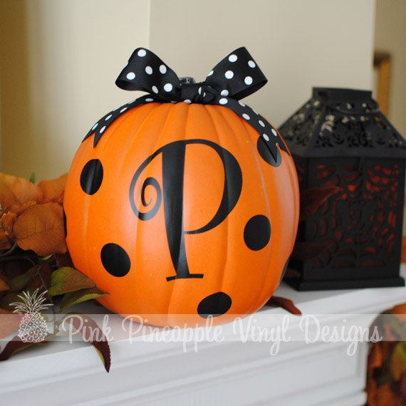 best 25 monogram pumpkin ideas on pinterest pumpkin painting designs painting pumkins and. Black Bedroom Furniture Sets. Home Design Ideas