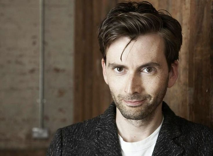 USA: David Tennant Guests On The Late Late Show With Craig Ferguson Tonight