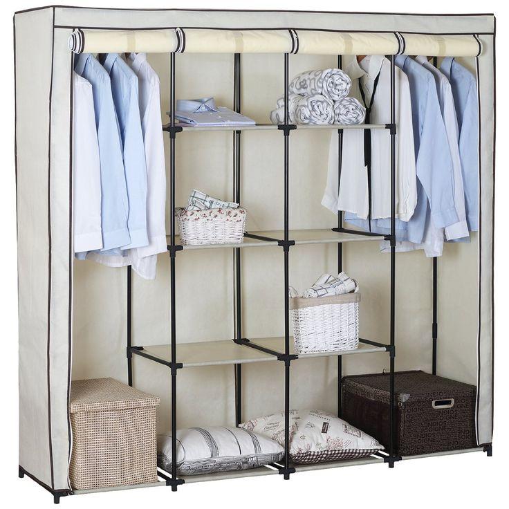16 besten kleiderschra nk bilder auf pinterest diele stoffe und schmal. Black Bedroom Furniture Sets. Home Design Ideas