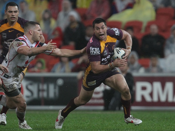 haha great facial expression ... Official Site of the NRMA Insurance Broncos | BRONCOS 2012 SEASON MEMBERSHIP ON SALE NOW!