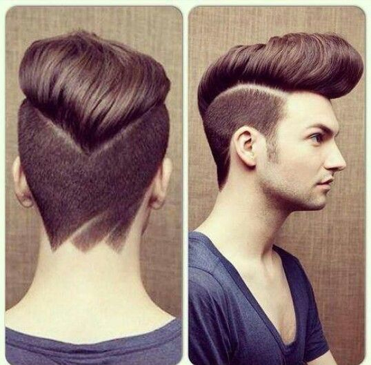 Magnificent 1000 Images About Hairstyle On Pinterest Hair Style For Men Short Hairstyles Gunalazisus