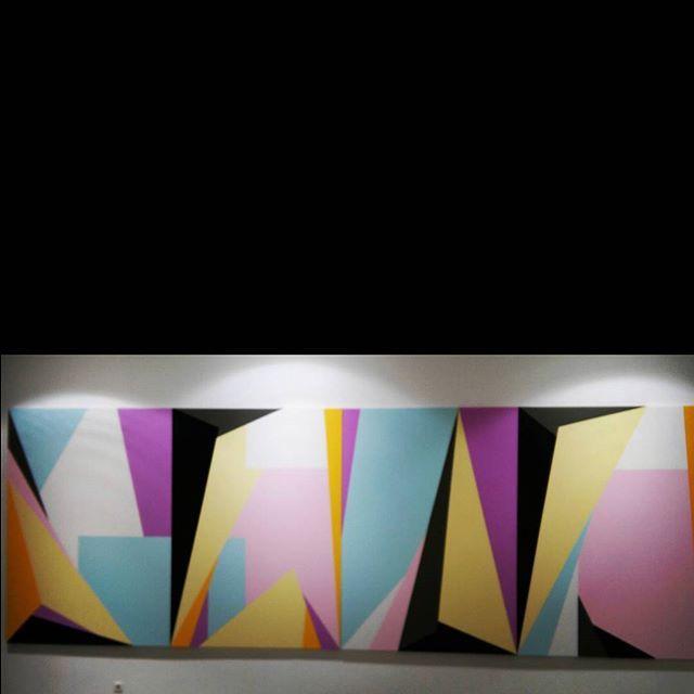 BAK Imre: Lightstories V., 2014 (210×6000 cm.) #budapest ##exhibition #fineart #hungarianartist #hungarianart #bakimre #imrebak #oilpainting #oilpaintoncanvas #deakerikagallery #deakerikagaleria #hardedge #constructivism #artabstrait #abstractart #light #ig_magyarorszag #ig_artistry #ilovebudapest #ig_budapest #contenporaryart #artcontemporain #museumlover #artlovers