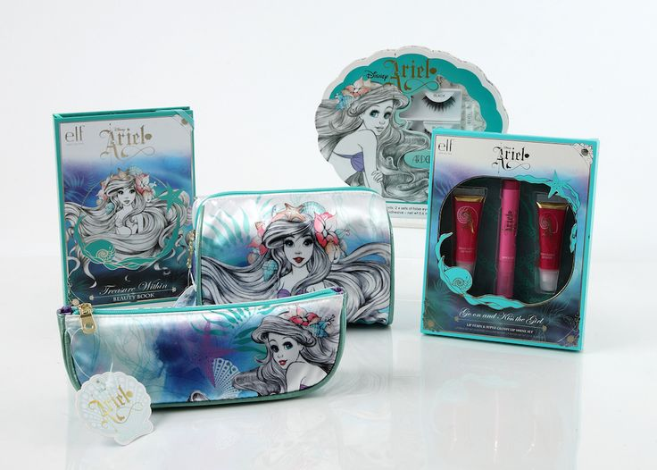 Go Under the Sea With the Disney Princess Ariel Beauty Collection | Disney Style