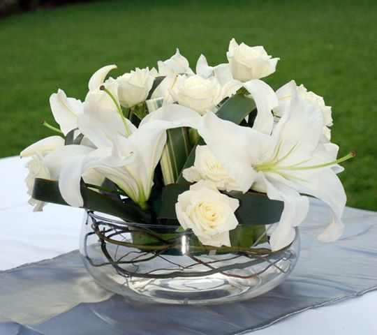 arreglos florales - Buscar con Google                                                                                                                                                                                 Más