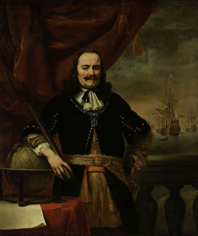He managed to inflict enormous damage in a series of four engagements. That prevented the French from landing an army by sea. In fact the Dutch navy was not even at full strength. A major contribution to the Dutch success was the lack of trust and cooperation between the French and English.