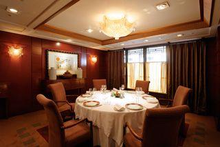 個室のご案内 | レ セゾン | レストラン・バーラウンジ | 帝国ホテル 東京