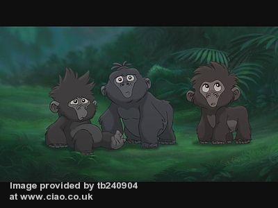 Tarzan S Baby Gorillas Baby Tarzan Tarzan Disney Tarzan
