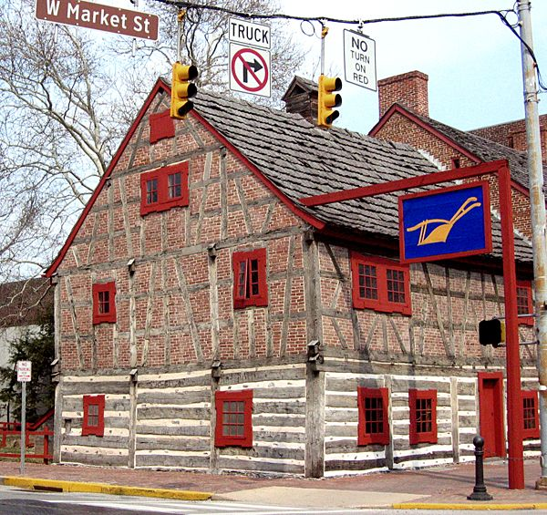 The oldest building in York, PA