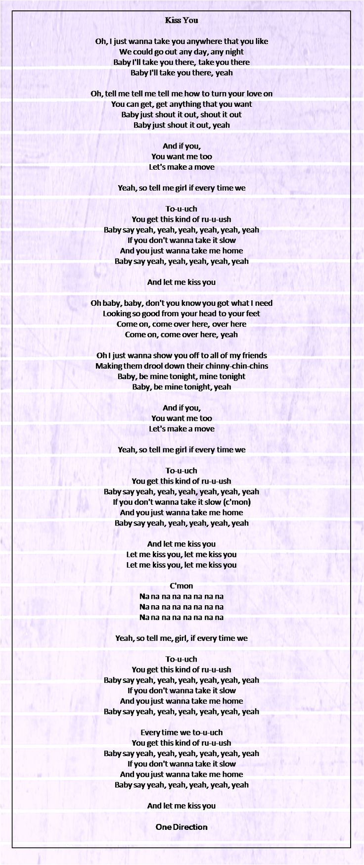 57 best Lyrics images on Pinterest