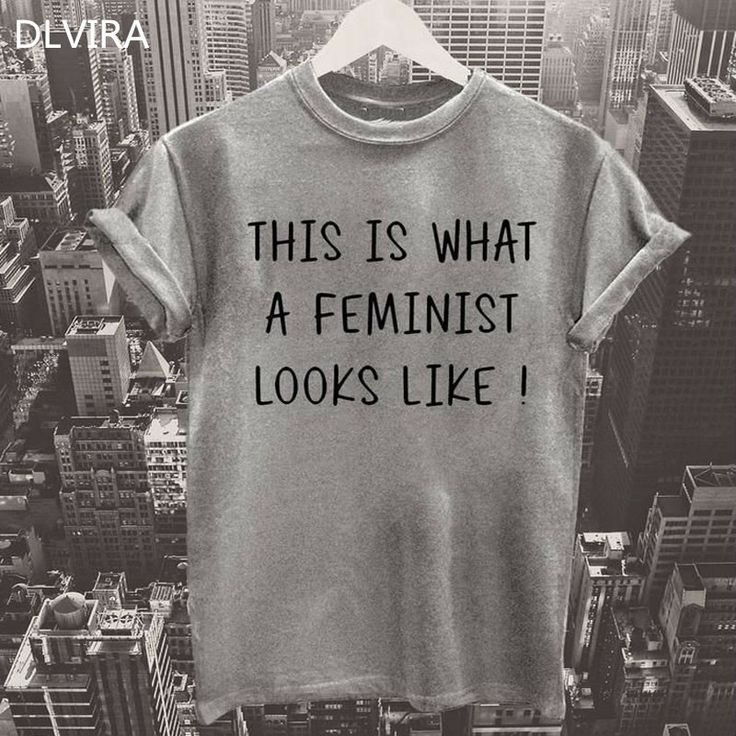 >> Click to Buy << 2017 DLVIRA S-3XL This Is What A Feminist Looks Like T-shirts Beyonce T Shirts Feminist shirt #Affiliate