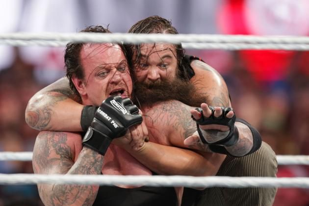 Bray Wyatt Shining in Secondary Storyline Before WWE SummerSlam 2015