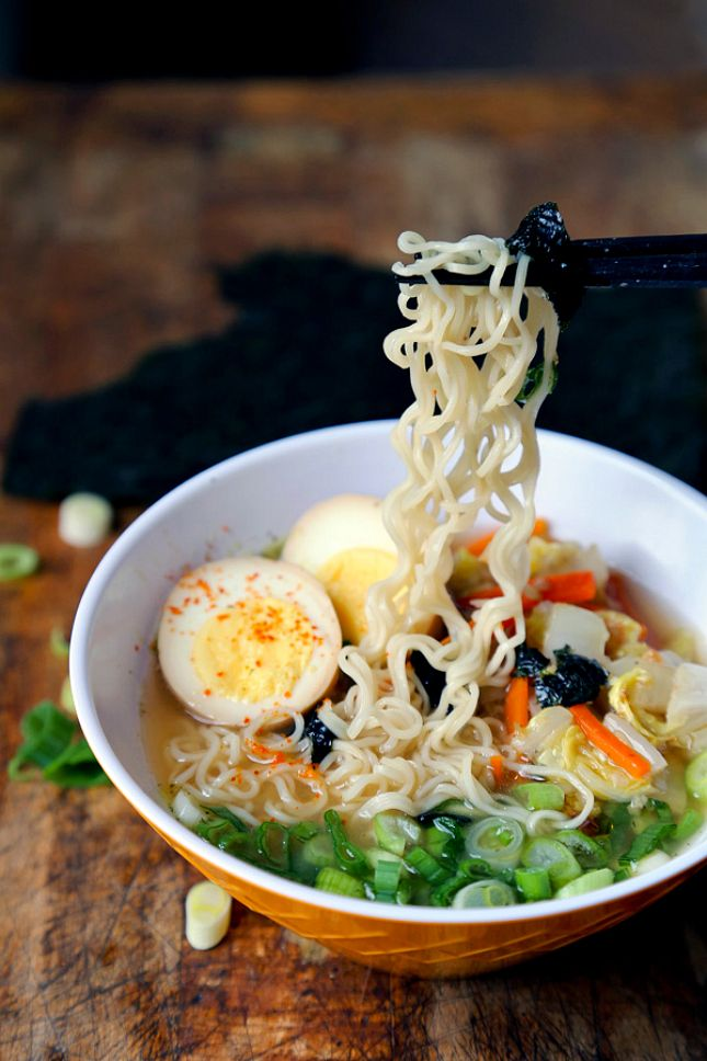 Make Miso Ramen with this recipe.