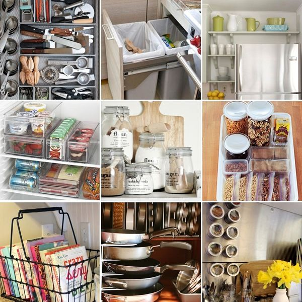 Simple Ideas to Organize Your Kitchen!