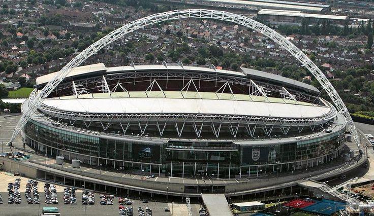 New Wembley Stadium Funfair