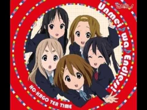 Ich finde die version mit Mio Süss aber Yui mag ich am liebsten