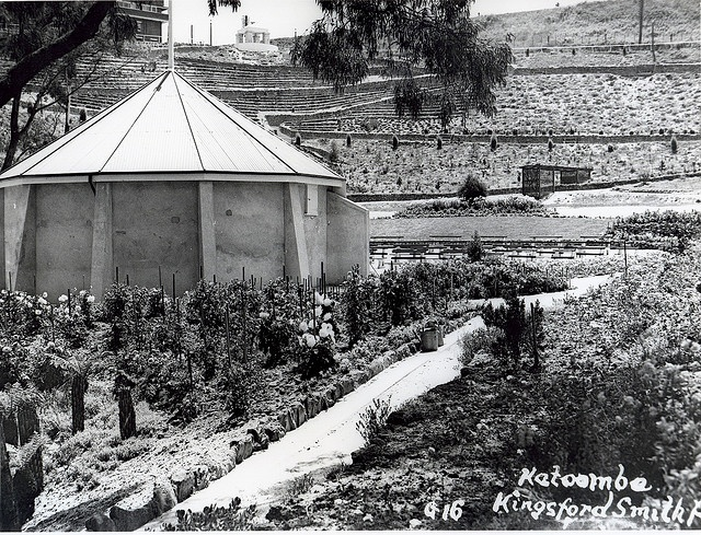 Kingsford Smith Memorial Park and Playground, Katoomba 1938Blue Mountain