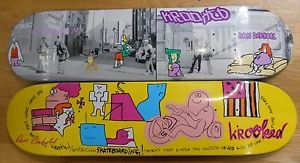 Buy Mark Gonzales Krooked Skateboard deck NOS Vision Real Dan Drehob in Cheap Price on m.alibaba.com