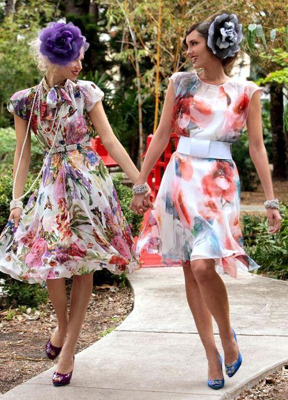 Dress Code 101: Garden Party | Tea Party | Pinterest | Dress codes