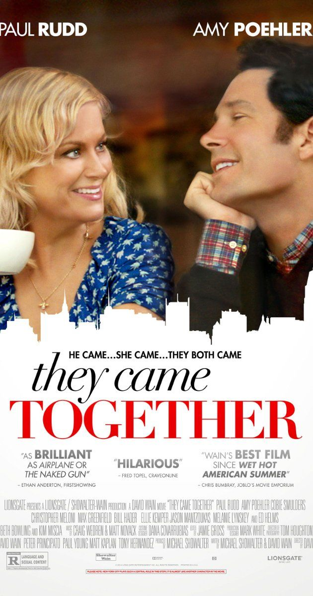 They Came Together - Directed by David Wain. Never quite going far enough with any of the sketches, this rom com satire felt like Wain at his laziest.