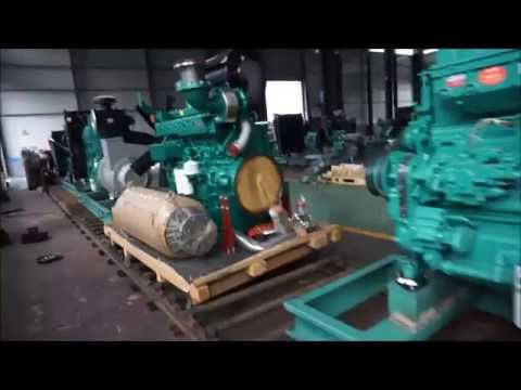 This video shows our open type diesel generator set manufacturing workshop.  We supply multiple brand of diesel generators including Cummins, Perkins, Volvo, Deutz, Doosan Daewoo, Ricardo, Yuchai, Shangchai, Weichai and Wuxi with high quality and best price.  We manufacture various genset types such as open type, silent type, trailer type, container type and portable type generator set.  Website: http://www.dieselgeneratortech.com/.  Email: sales@dieselgeneratortech.com  Skype: 13481024441
