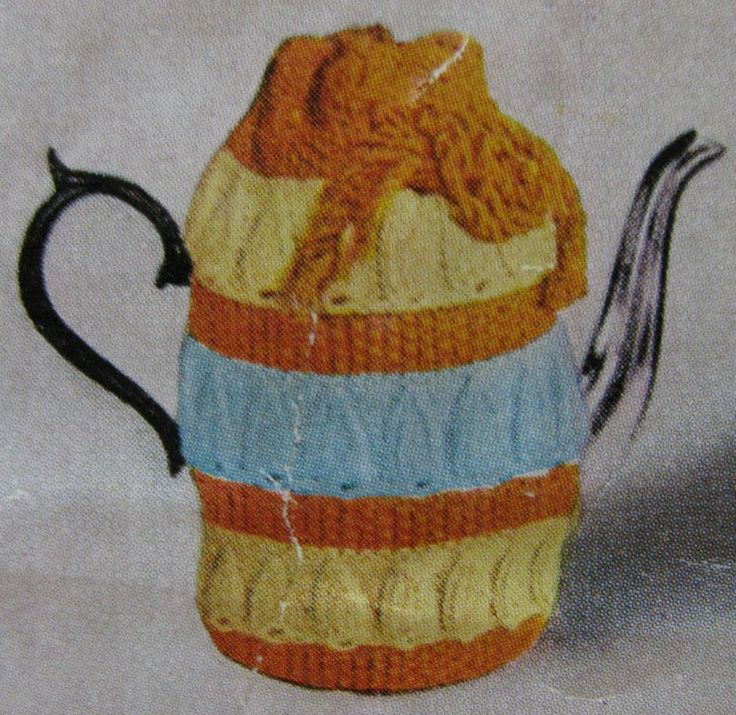 Coffee Pot Cosy Vintage Knitting Pattern  1950's Coffee Pot Cover Knitting Pattern PDF Instant Download by TassieVintage on Etsy