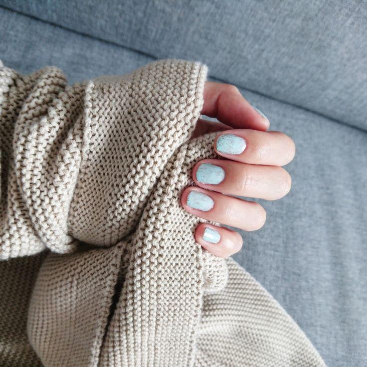 #just imperfect beauty #imperfect # imperfection #nails #nailsart #nailpolish #sweater #autumn #girl #woman #blog #blogger #fashionblogger #lifestyleblogger #fashion #lifestyle #minimedge #bluecolor #beautifulgirl #beautifulwoman