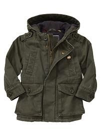 Toddler Boys' Outerwear: jackets, coats, puffer vests, overalls at babyGap | Gap