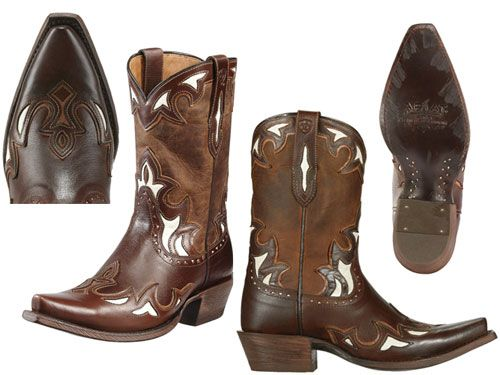 Ariat Riena Western Boot for Ladies