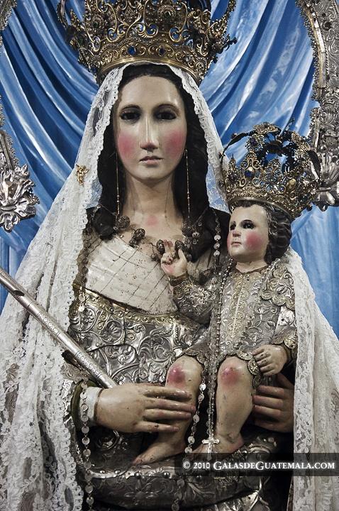 Virgen de Chiantla