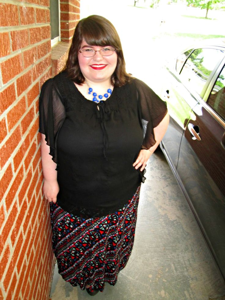 Unique Geek: Plus Size OOTD: Mosaic #plussizefashion #plussizeoutfit #plussizefashionblogger #churchoutfit