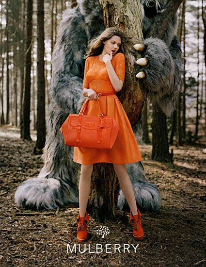 Mulberry Fall 2012 Campaign, via MTV Style blog.  Love the Where the Wild Things Are vibe!Lindsey Wixson, Advertis Campaigns, Wild Things, Ads Campaigns, Tim Walker, Fashion Photography, Fashion Pictures, Fashion Ads, Lindseywixson