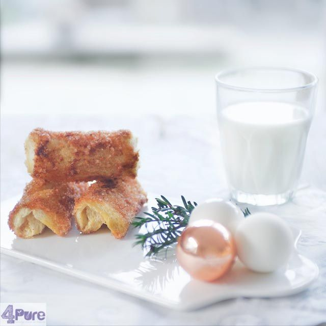Cinnamon cream cheese rolls, a delicious cookie. Recipe in English  Kaneel roomkaas rolletje. Recept ook in het Nederlands
