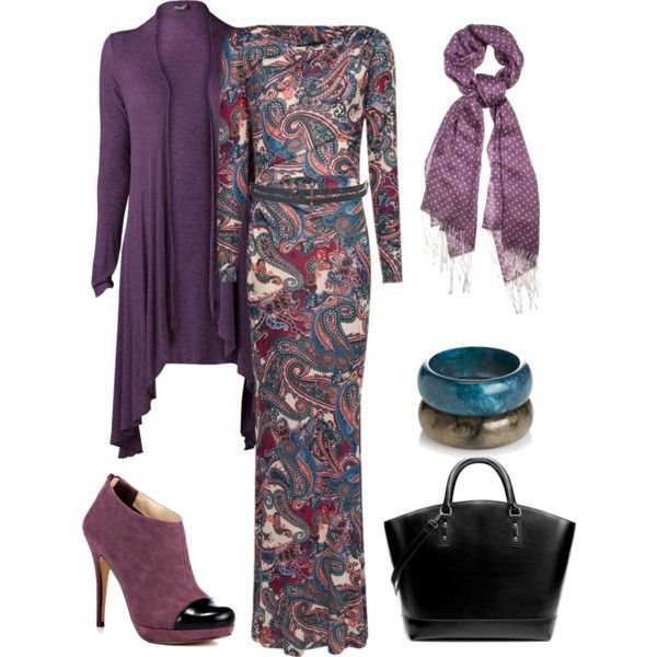 """Purple Passion"" by fjarad on Polyvore"