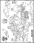 Free Stars Dot-to-Dot Puzzle Sample from The Greatest Dot-to-Dot Super Challenge Book 5