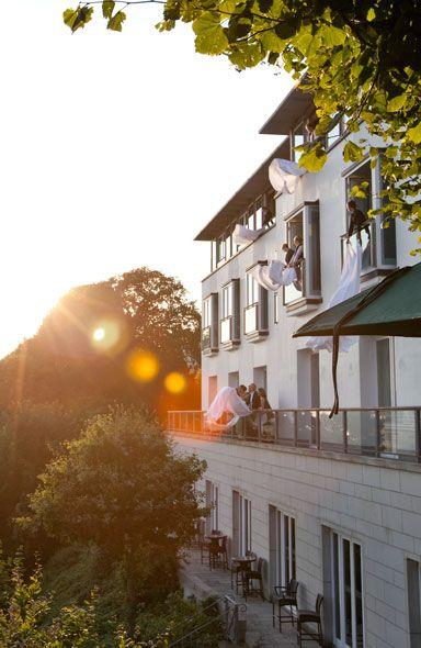Das Louis C. Jacob: Das Hotel mit Elbblick in Hamburg Nienstedten