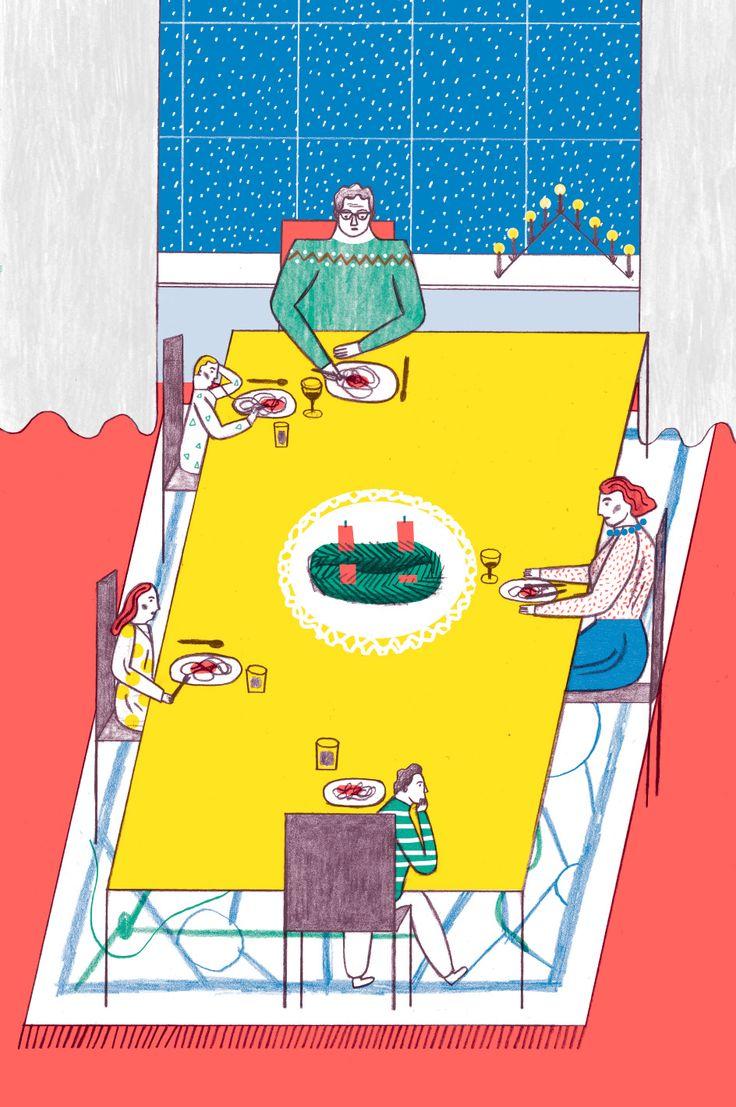 A christmas story by Riikka laakso