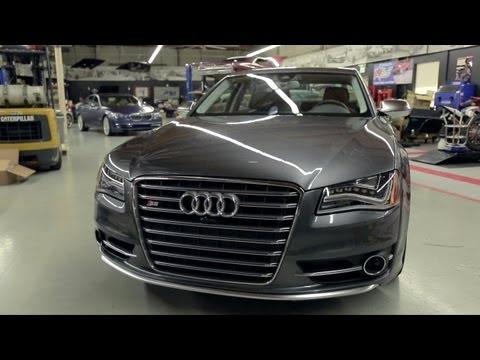 Audi S8 vs BMW Alpina B7! - Head 2 Head Episode 19