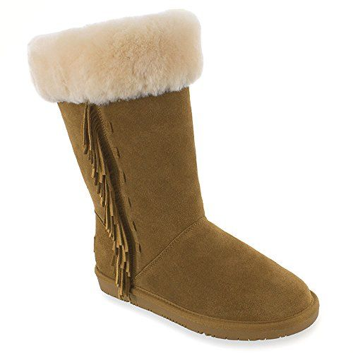Best Boots For Women   Minnetonka Womens Canyon Boot Golden Tan 8 M -- Continue to the product at the image link. Note:It is Affiliate Link to Amazon.