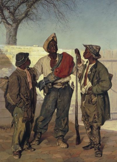 an analysis of african american volunteers in the american civil war Black soldiers in the us military during the civil war  served in the american revolution and in the war of 1812)  a recruiting poster for black soldiers in .