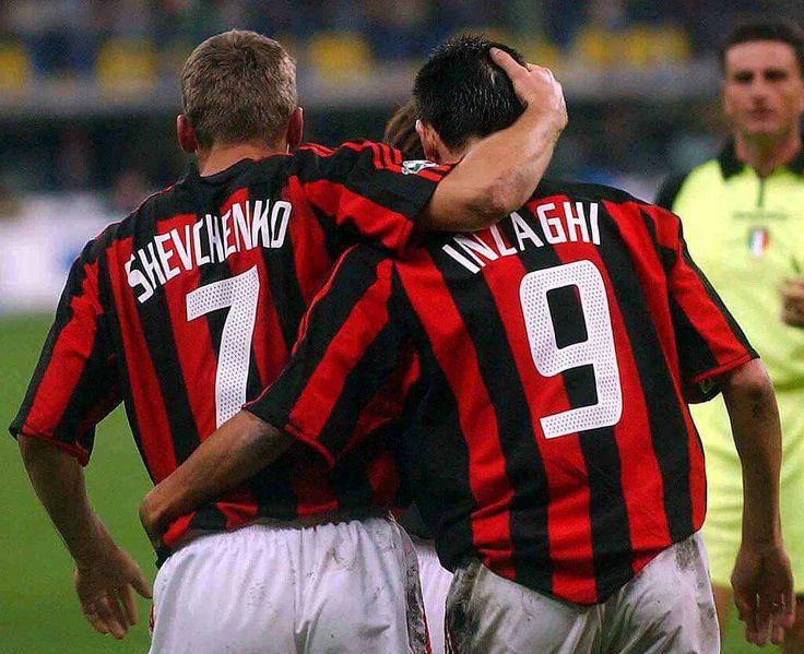 Shevchenko & Inzaghi 2003-2004