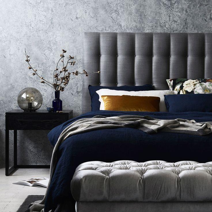 Chelsea Bedroom Chelsea Bedroom Bedside Extension For Bed: Chelsea Headboard - Timeless Bedhead