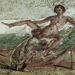 Ancient erotica: art through the ages